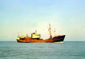 Fleetwood trawler Cevic