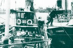 Life on Fleetwood trawlers was fraught with danger
