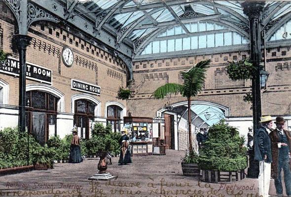 Fleetwood Railway Station
