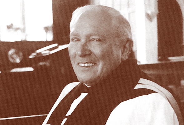 Bishop Cyril Milner