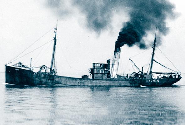 Fleetwood trawler Lois