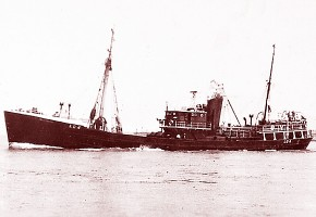 Fleetwood trawler Red Falcon