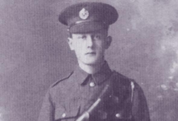 Sergeant Richard Rimmer