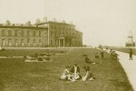 The North Euston Hotel gardens and Lower Lighthouse, Fleetwood