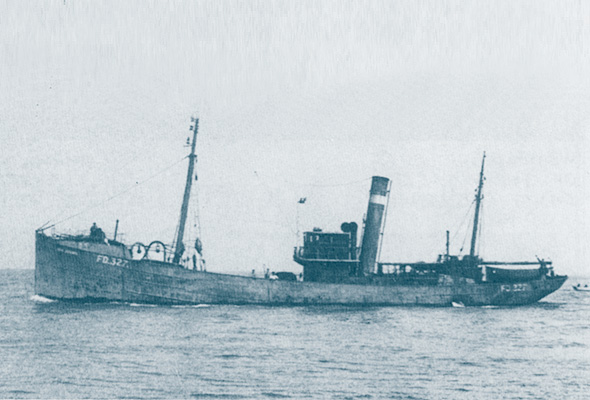 Fleetwood trawler Ida Adams