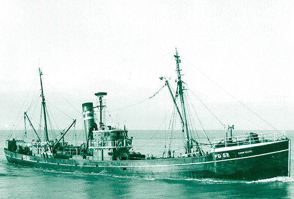 Fleetwood trawler Lord Lloyd