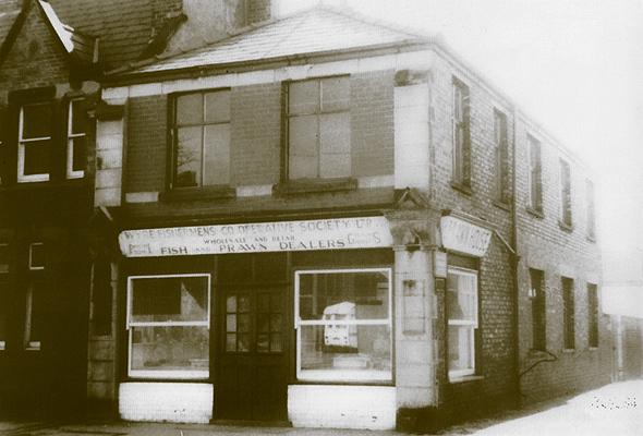 Victoria Street, Fleetwood, Lancashire